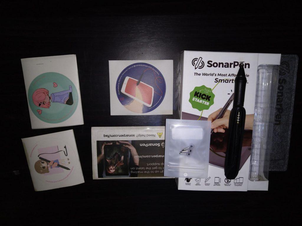 SonarPen Review